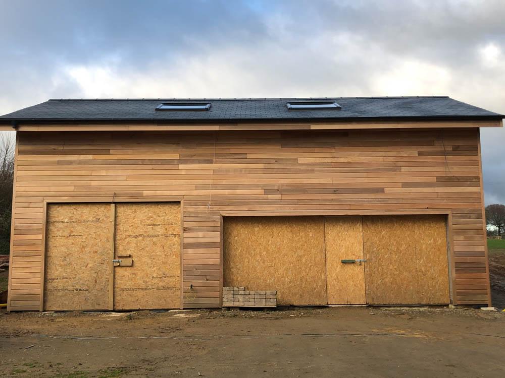 Timber Frame Construction 2